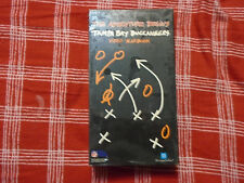 SEALED Tampa Bay Buccaneers  Video Yearbook VHS THE ADVENTURE BEGINS