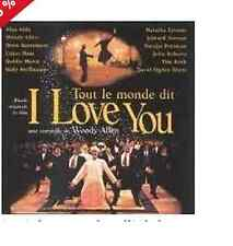 CD SINGLE NEUF BOF TOUT LE MONDE DIT I LOVE YOU Woody Allen Helen Miles Singers