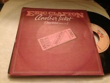 "ERIC CLAPTON - SPANISH 7"" SINGLE SPAIN ANOTHER TICKET"