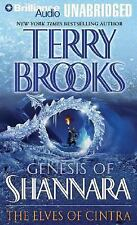 The Elves of Cintra: Genesis of Shannara - Terry Brooks - ISBN 978-1-4233-2265-8