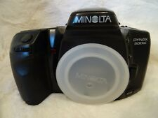 Minolta Dynax 500Si 35mm Autofocus SLR camera body all working fine