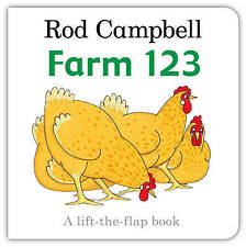 Farm 123 by Rod Campbell (Board book, 2010)