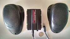 PORSCHE 356 Speedster Replica Hidden Secret iPod iPhone Stereo Audio System