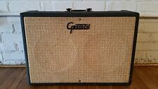 1962 Gretsch 6162 Dual Twin Reverb Tremolo Guitar Amp     6973 and Jensen's