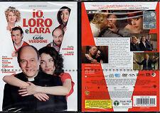 IO, LORO E LARA - DVD (NUOVO SIGILLATO) CARLO VERDONE