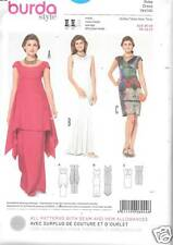 6944 MISSES EVENING AND BRIDAL WEAR  SIZES 10-22 NEW  BURDA  6944 SEWING PATTERN