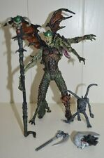 012 Spawn Dark Ages The Spellcaster ultra action figure 100% complete McFarlane