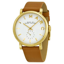 Marc by Marc Jacobs Baker Leather Ladies Watch MBM1316