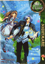 ALICE IN THE COUNTRY OF CLOVER NIGHTMARE Manga NEW