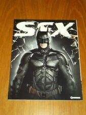 SFX #224 AUGUST 2012 US MAGAZINE BATMAN DARK KNIGHT RISES