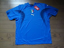 Italy 100% Official Original Soccer Jersey XL Still BNWT 2006/07 Home Rare