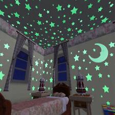100 símbolos de pared sensorial Sala lumescent ADHT autismo Relajación