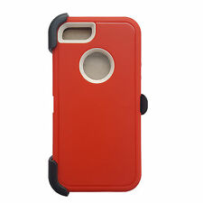 For IPhone 5/5S/SE & 5C case w/  Protector (Belt Clip Fits OtterBox Defender)
