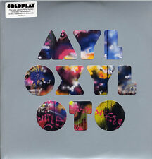 COLDPLAY - MYLO XYLOTO: CD ALBUM (2011)
