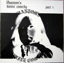 LP / PHANTOM'S DIVINE COMEDY / LIKE DOORS / 1974 / US PRESSUNG / RARITÄT /