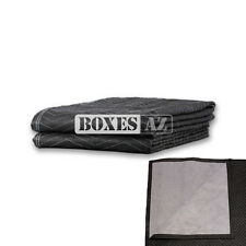 Moving Blankets (Set of 2) 72x80 45 lbs. Moving Pads - Furniture Moving Blanket