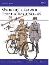 Germany's Eastern Front Allies 1941 - 45 - Paperback