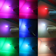 LED Toilet Bathroom Night Light Human Motion Activated Seat Sensor Lamp 8 Color!