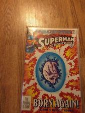 DC Comics Action Comics #687 - 1993 - Superman Born Again 12 VGC