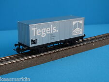 "Marklin 4481 NS Container Car ""MOSA Tegels"" Silver"