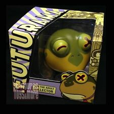 "FUTURAMA Hypnotoad 6"" Vinyl Coin Bank TOYNAMI In Stock Now!"