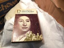 Selected Works of John Dryden, Intro. and Commentaries by William Frost, paper.