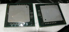 Pair of Intel Xeon E7310 (SLA6A) QC 1.6GHz  PGA604, PPGA604  Matched Pair