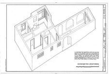 Irving Gill - cottage architectural plans, modern + southwest style, stucco
