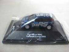 Ford Focus WRC Rallye de France 2002 1:87 Scale WRC Machine
