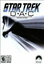 Star Trek D-A-C Kirk Spock Enterprise Motion Picture Space Shooter PC/MAC NEW
