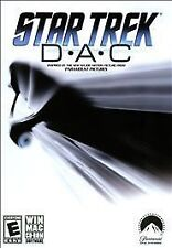 Star Trek D.A.C Video Game for PC/Mac, New Pc Video Games