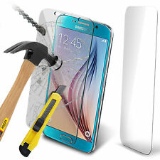 100% Resistente Templado película protectora de pantalla para Samsung Galaxy S6