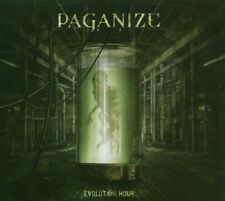 Paganize Evolution Hour CD NEW SEALED 2006 Metal