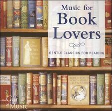 Music For Book Lovers (CD, Jan-2008, The Gift of Music)