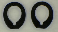1954-55-1st Chevy GMC truck Wiper bezel gaskets pair
