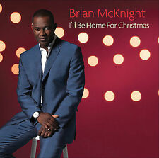 I'll Be Home For Christmas 2008 by Brian McKnight EXLibrary