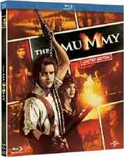 The Mummy Comic Book + slipcover Blu Ray