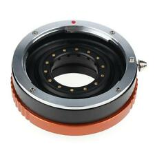 Focal Reducer Speed Booster Adapter Canon EOS EF Mount Lens To Micro 4/3 M43