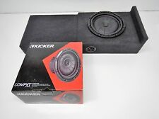 2004 to 2008 Ford F150 Supercrew Subwoofer Enclosure 10 sub Box Crewcab Crew cab