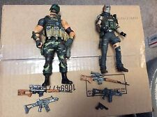 NECA ARMY OF TWO 40TH DAY SET OF 2 SALEM & RIOS PLAYER SELECT ACTION FIGURE