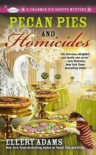 Pecan Pies and Homicides (A Charmed Pie Shoppe Mystery), Adams, Ellery, Good Boo