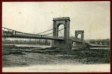 84  AVIGNON  pont suspendu sur le rhone  (29)