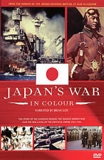 Japan's War in Colour New DVD