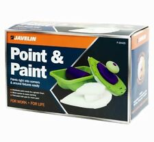EASY PAINT PRO 4 FOAM PADS ROLLER N TRAY AND PAINTING POINT QUICK POST TV UK SLR