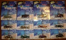 Johnny Lightning, 2002 Holiday Classics, Set of 12 Die-Cast Auto Ornaments