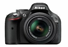 Nikon D5200 24.1 DSLR CAMERA with AF-S 18-55mm VRII Kit Lens