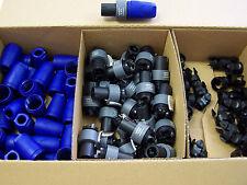 50 x Speakon Neutrik NL2FC   2 Pol. Speakonstecker / NL2FX - neue Bezeichnung