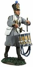 BRITAINS SOLDIERS NAPOLEONIC FRENCH LINE INFANTRY FUSILIER DRUMMER MARCHING36079