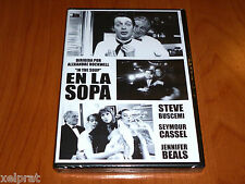 EN LA SOPA / IN THE SOUP - Alexandre Rockwell - English / Español - Precintada