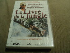 "RARE! DVD ""LE LIVRE DE LA JUNGLE"" Jason SCOTT LEE / Stephen SOMMERS"